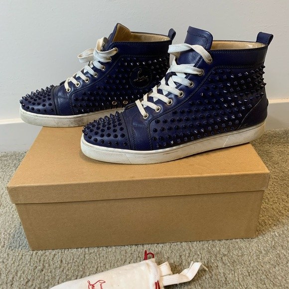 Christian Louboutin Other - Authentic Mens Louboutin Sneakers